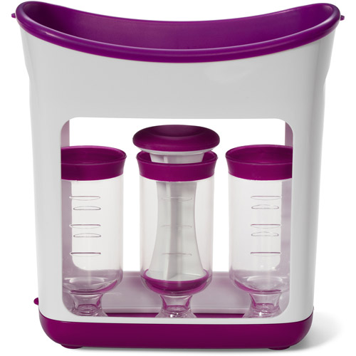 Infantino Fresh Squeezed Squeeze Station, BPA-Free