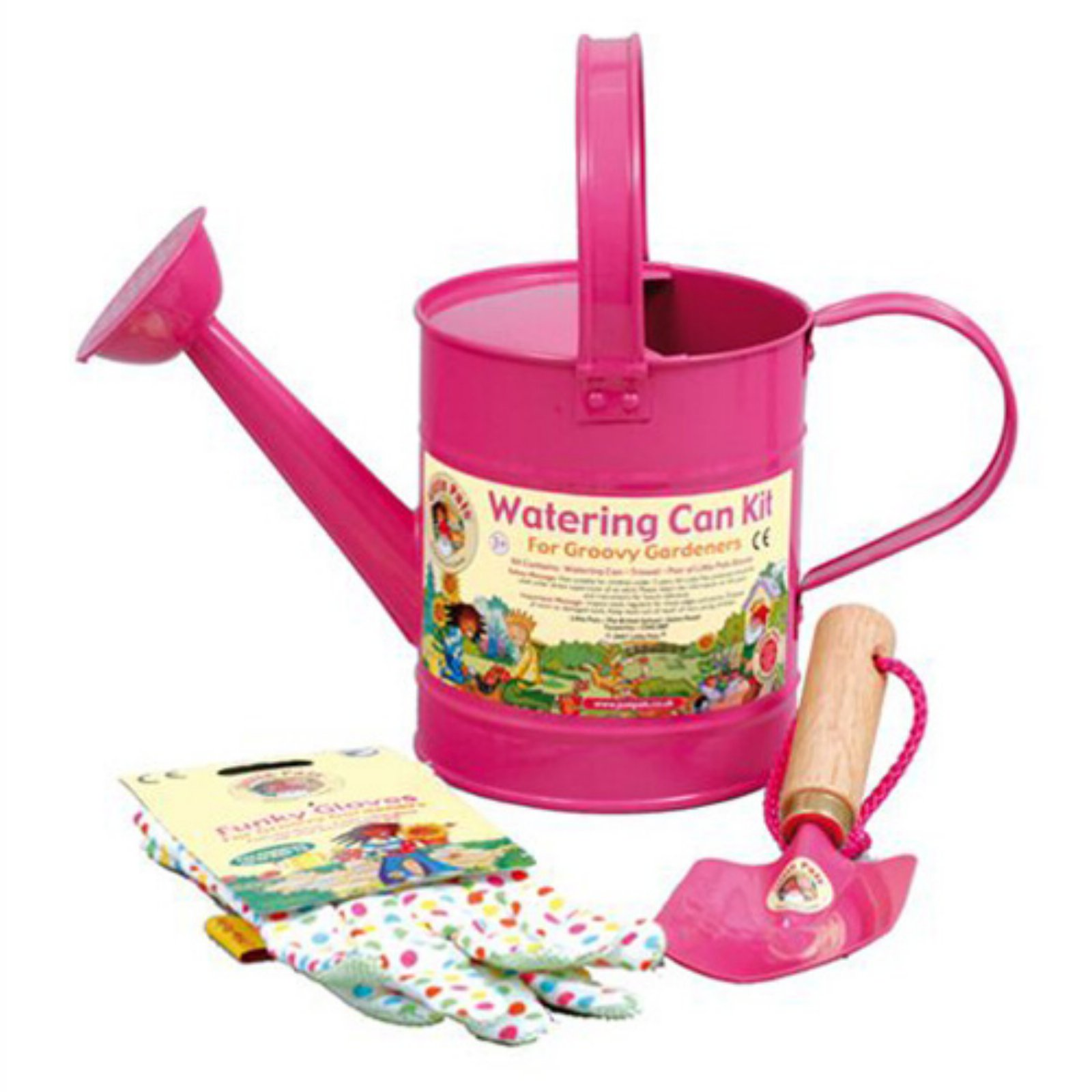 Little Pals Kids Watering Can Kit by