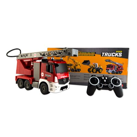 Aftermarket Heavy Duty Truck Parts - Ninco Heavy Duty RC Fire Truck