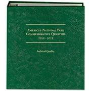 Littleton LCA73 2010-2021 P&D America's National Park Quarter Series Album