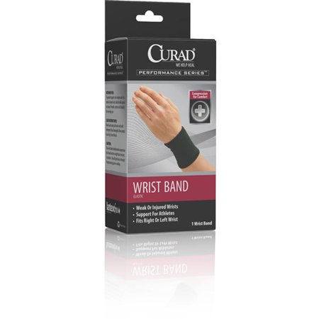 Series Standard Support - Curad Performance Series Elastic Wrist Band Support