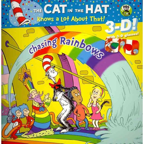 Chasing Rainbows: 3-D! / with 3-D Glasses