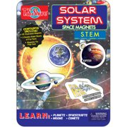 T.S. Shure Solar System Magnetic Tin Playset