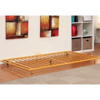 Furniture of America  Hind Contemporary Twin Metal Trundle
