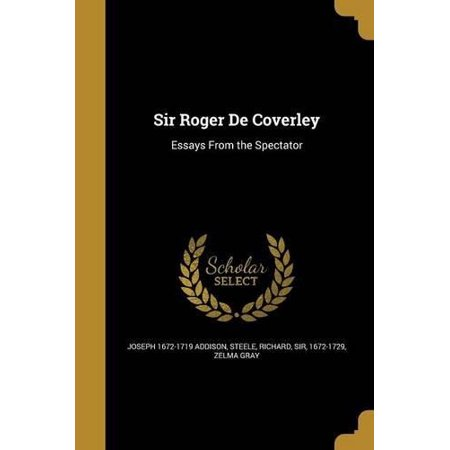 Sir Roger de Coverley - image 1 of 1
