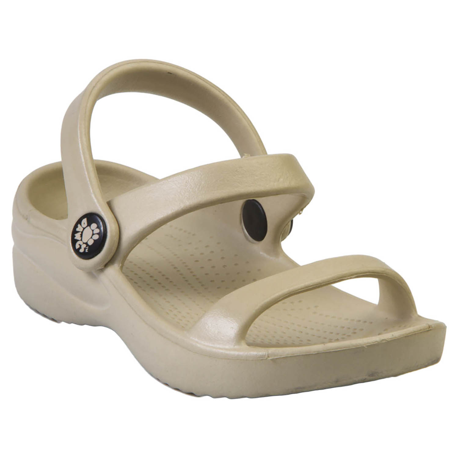 Dawgs Toddlers' 3-Strap Sandals