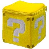 """Super Mario Bros Coin Box 5"""" Plush Pillow"""
