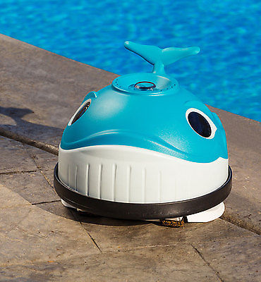 Hayward Wanda The Whale 900 Above Ground Suction-Side Swimming Pool Cleaner by