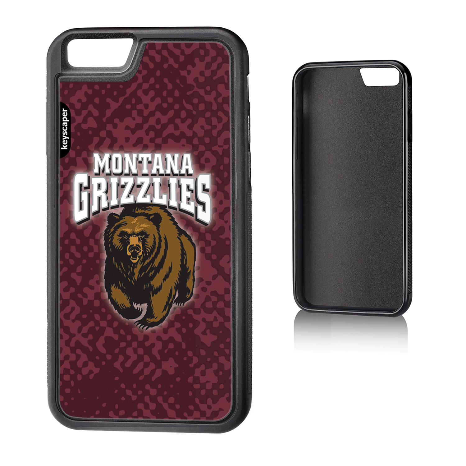 Montana Grizzlies iPhone 6 (4.7 inch) Bumper Case