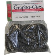"""GASKET STOVE 3/8""""X7'ROPE"""