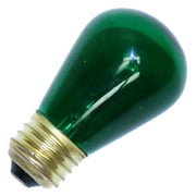 Industrial Performance 11141 - 11S14/TG 130V Standard Screw Base Colored Scoreboard Sign Light Bulb