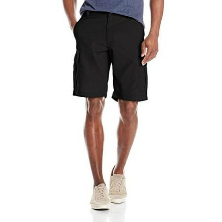 033e67406d Lee Men's Big-Tall Dungarees Performance Cargo Short, Black, 54 -  Walmart.com