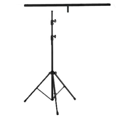 NEW Odyssey LTP6 9 FT T-BAR Pro DJ Tripod Lighting Stand w/ Cross Bars & Bolts (Dj Light Stand With Case)