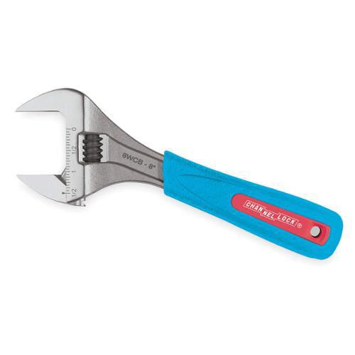 CHANNELLOCK Adjustable Wrench 6WCB - Walmart.com