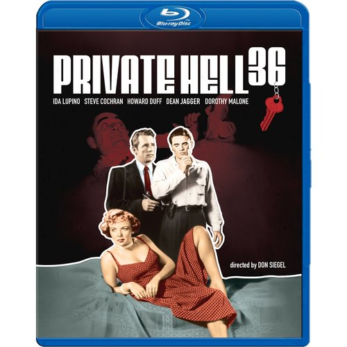 Private Hell 36 (1954) (Blu-ray) (Anamorphic Widescreen)