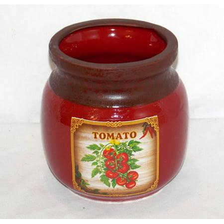 Benzara 60591 Terracotta Pot