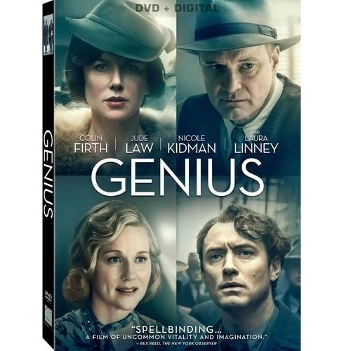 Genius (DVD + Digital Copy)