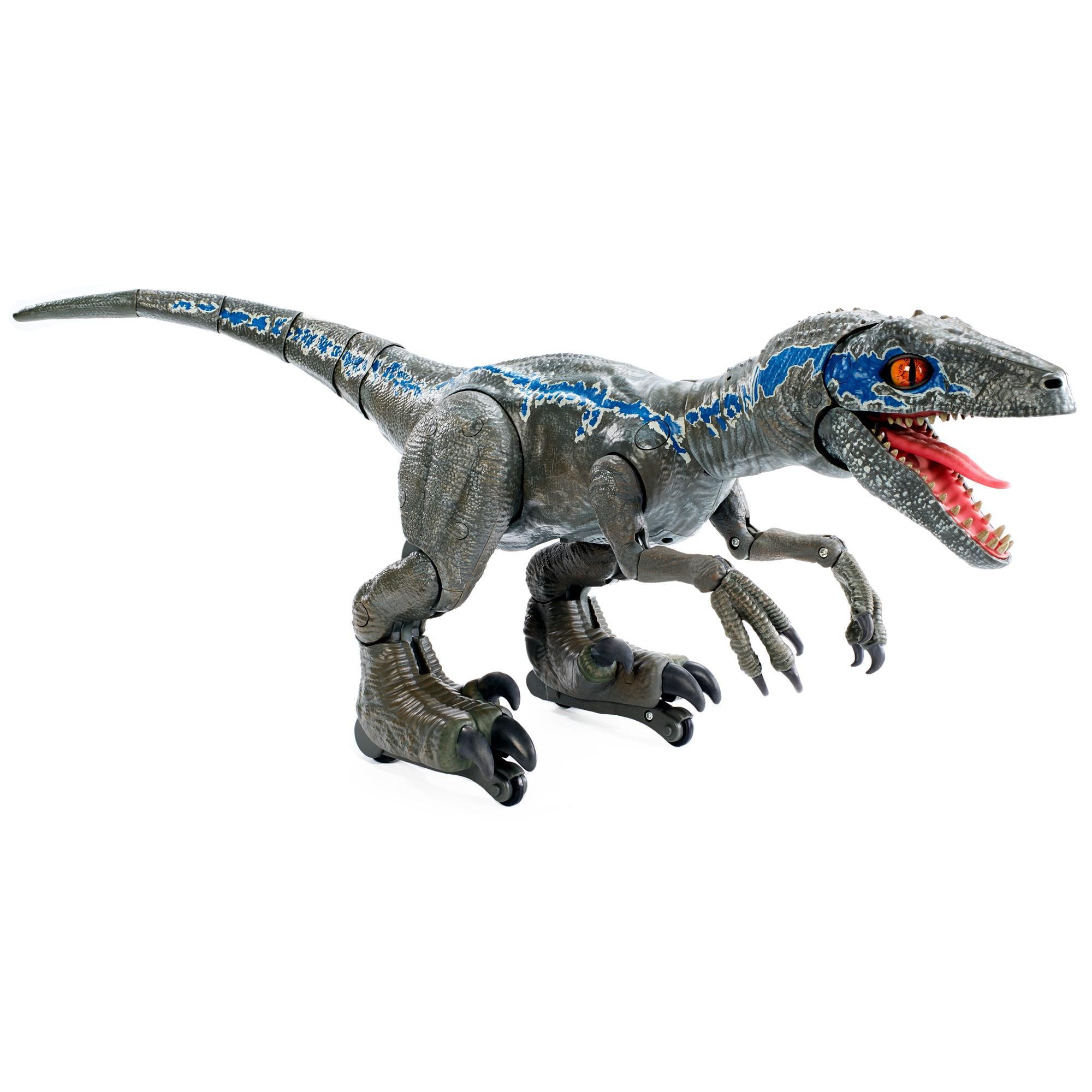 Jurassic World Alpha Training Blue Remote Control Velociraptor by Mattel