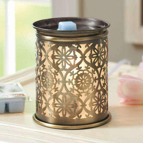 Better Homes and Gardens Full Size Wax Warmer, Arabesque