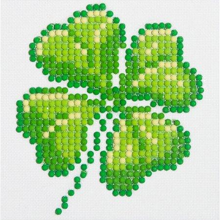 Needle Art World Four Leaf Clover Diamond Dotz](Four Leave Clover)