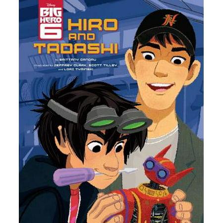 Hiro Big Hero 6 (Big Hero 6: Hiro and Tadashi)