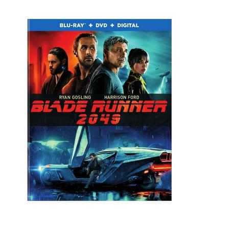 Boys Blade Runner (Blade Runner 2049 (Walmart Exclusive) (Blu-ray + DVD + Digital HD))
