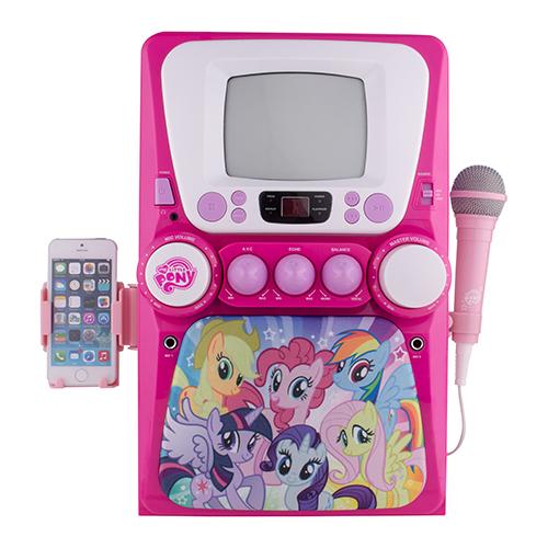 My Little Pony Karaoke w/ Built-in Screen