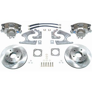 Right Stuff AFXRDM5 GM 10 & 12 Bolt Rear Disc Brake