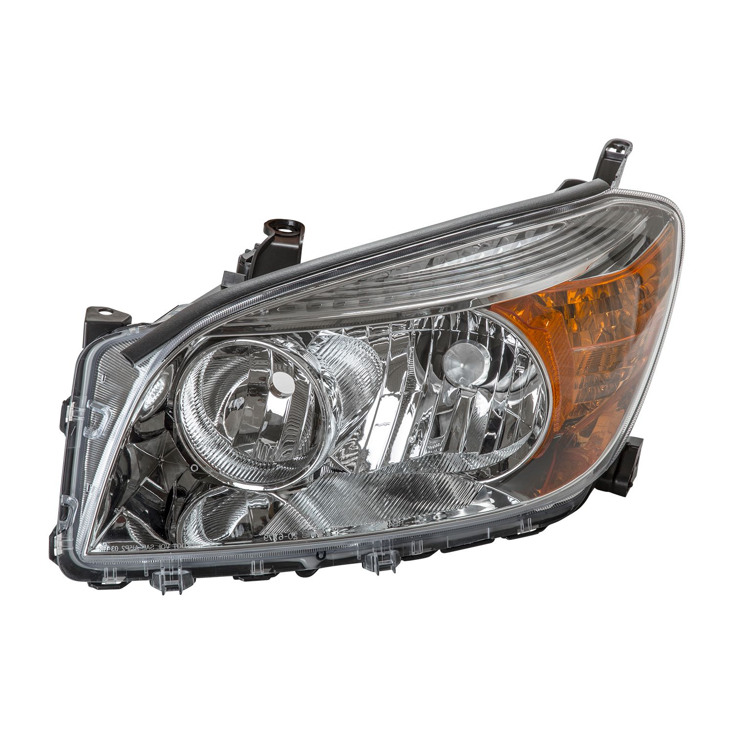 TYC 20-9495-00-1 Toyota Tundra Right Replacement Head Lamp