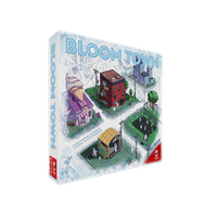 Sidekick Games Bloom Town Board Game - Exclusively Sold on Walmart.com