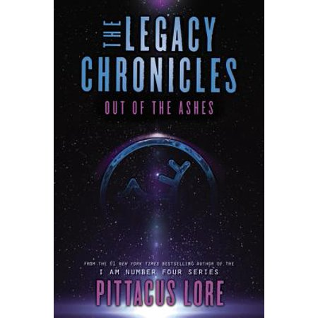 The Legacy Chronicles: Out of the Ashes - eBook