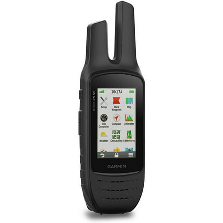 Garmin Rino 755t Handheld GPS Navigator with Built-in 2-Way Radio - Canada