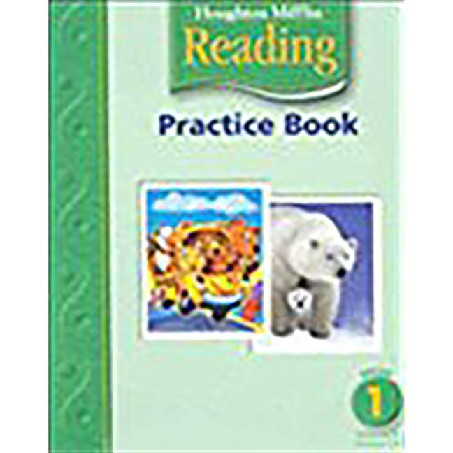 Houghton Mifflin Reading: Houghton Mifflin Reading : Practice Book, Volume 1  Grade 1 (Paperback) - Walmart.com - Walmart.com