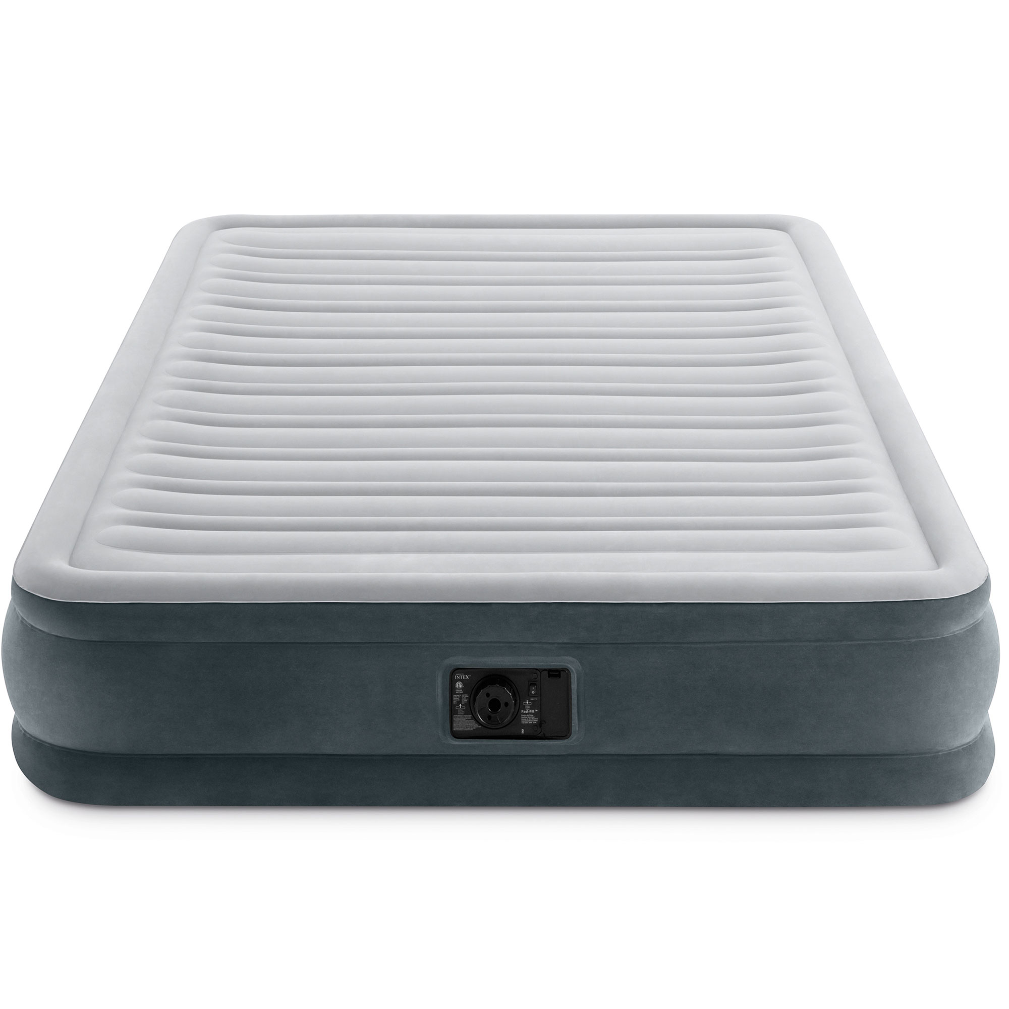 "Intex Full 13"" DuraBeam Airbed Mattress with Built-in Pump"