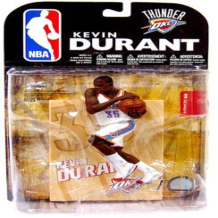 Mcfarlane Nba Sports Picks Series 16 Kevin Durant Action Figure
