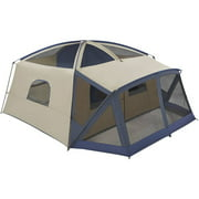 Ozark Trail 12 Person Cabin Tent With Screen Porch Walmartcom