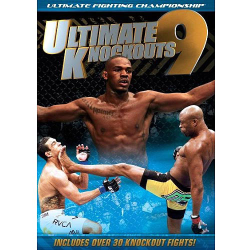 UFC: Ultimate Knockouts, Volume 9 (Widescreen)