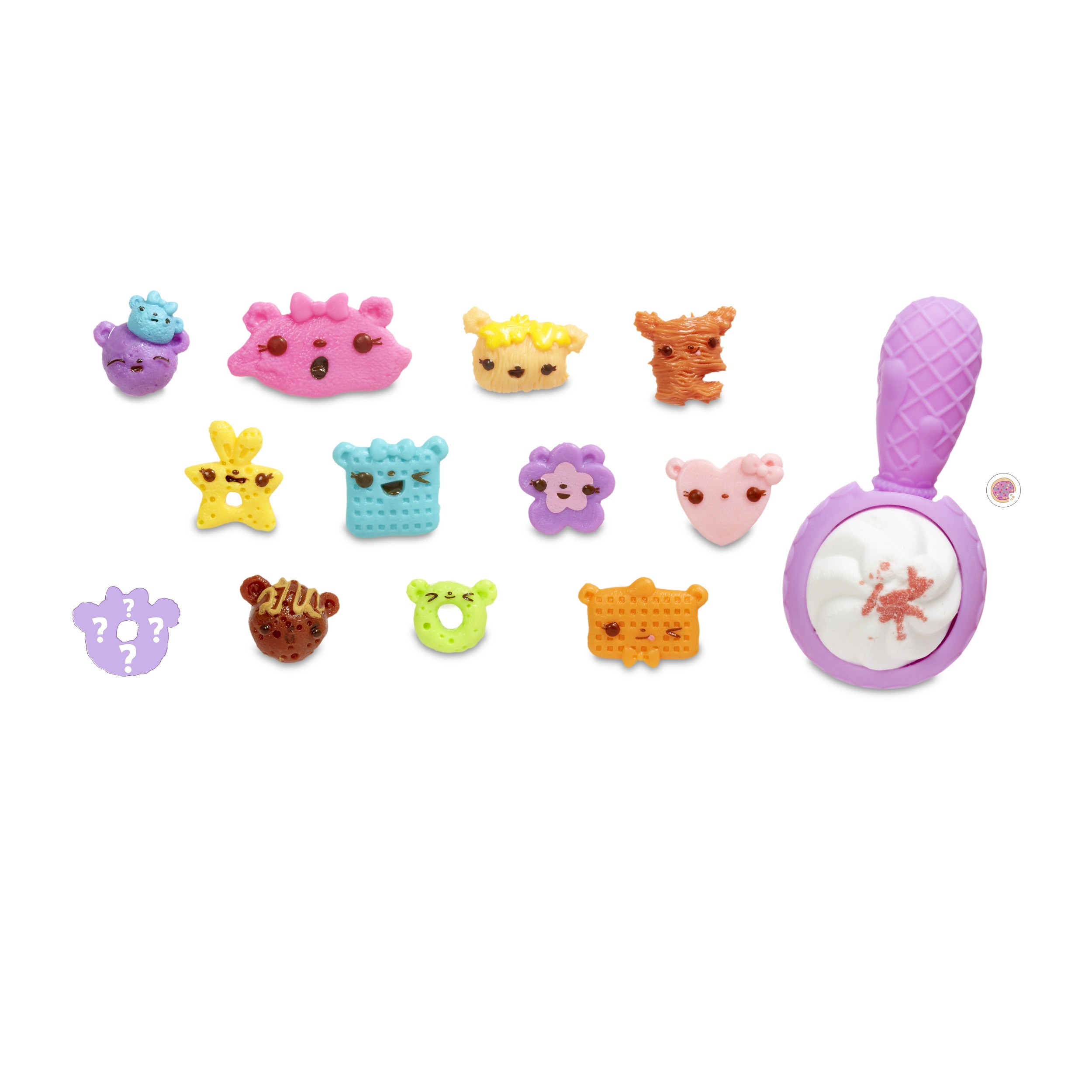 Num Noms Snackables Cereal Series 1-2