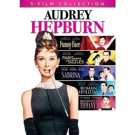Audrey Hepburn 5-Film Collection (DVD) (Katharine Hepburn Sonnenbrille)