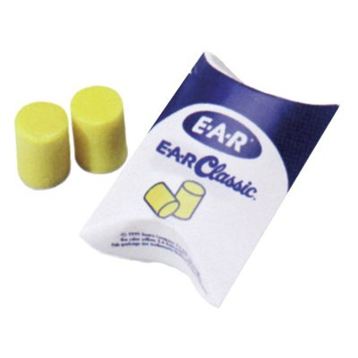 3M Personal Safety Division E-A-R Classic Foam Earplugs - 310-1001 SEPTLS2473...