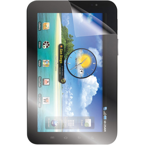 """iEssentials AGL-T7 Universal Anti-Glare Screen Protector for 7""""-8"""" Tablets and eReaders"""