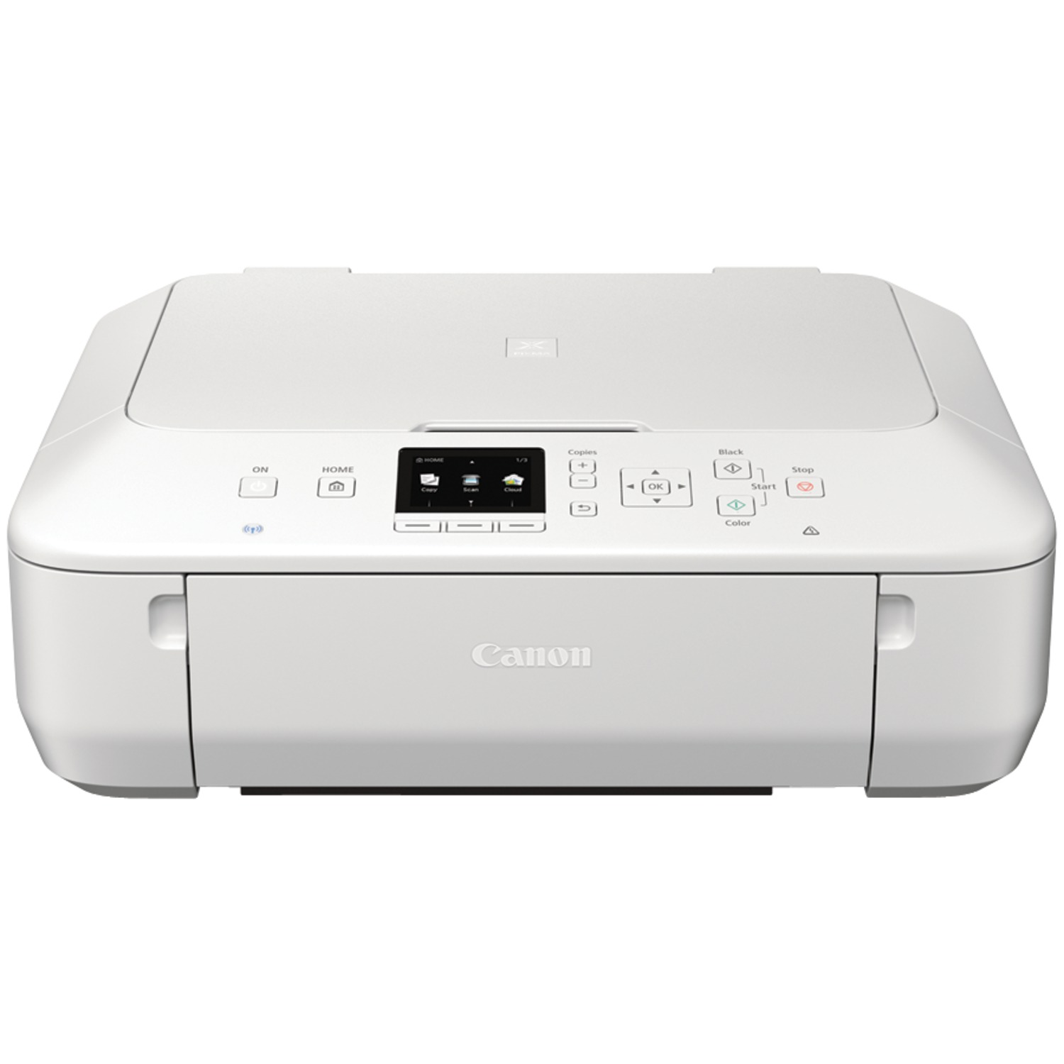 PIXMA MG5520 Black Wireless Inkjet Photo All-in-One Printer