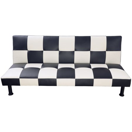 Aycp Furniture New Futon Couch Convertible Sofa Bed 14 H X 72