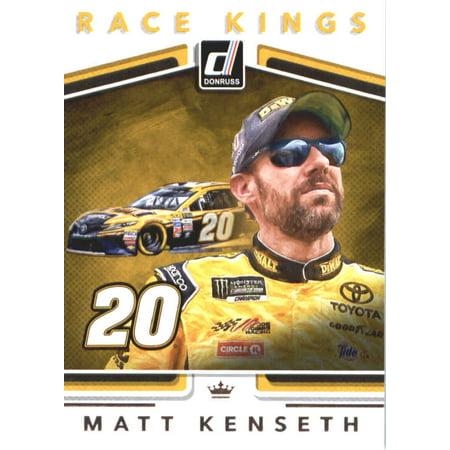 2018 Donruss #16 Matt Kenseth Racing Race King