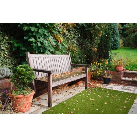 Artificial Turf Indooor/Outdoor Area Rug