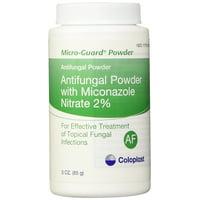 Micro-Guard Antifungal Miconazole Nitrate 2% Powder, 3 oz