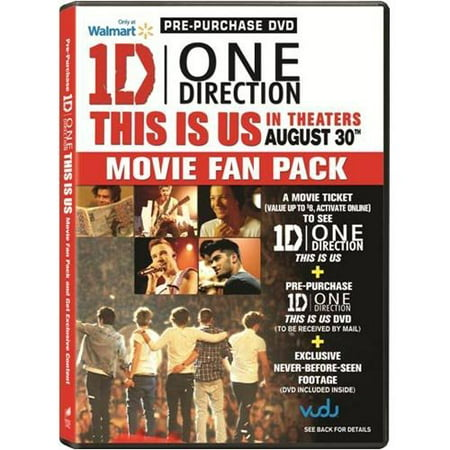 One Direction: This Is Us (Pre-Purchase DVD) (Widescreen)](Halloween Us Widescreen)