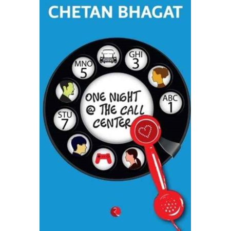 One Night @ The Call Centre (Paperback)