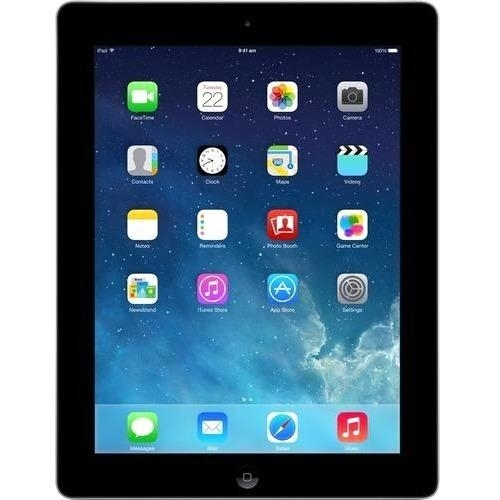 Apple MD510LL/A iPad 4 Tablet 16GB WiFi, Black (Refurbished)