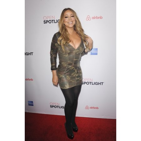 Mariah Carey In Attendance For Airbnb Open Spotlight Event 826 S Broadway Los Angeles Ca November 19 2016 Photo By Elizabeth GoodenoughEverett Collection Celebrity